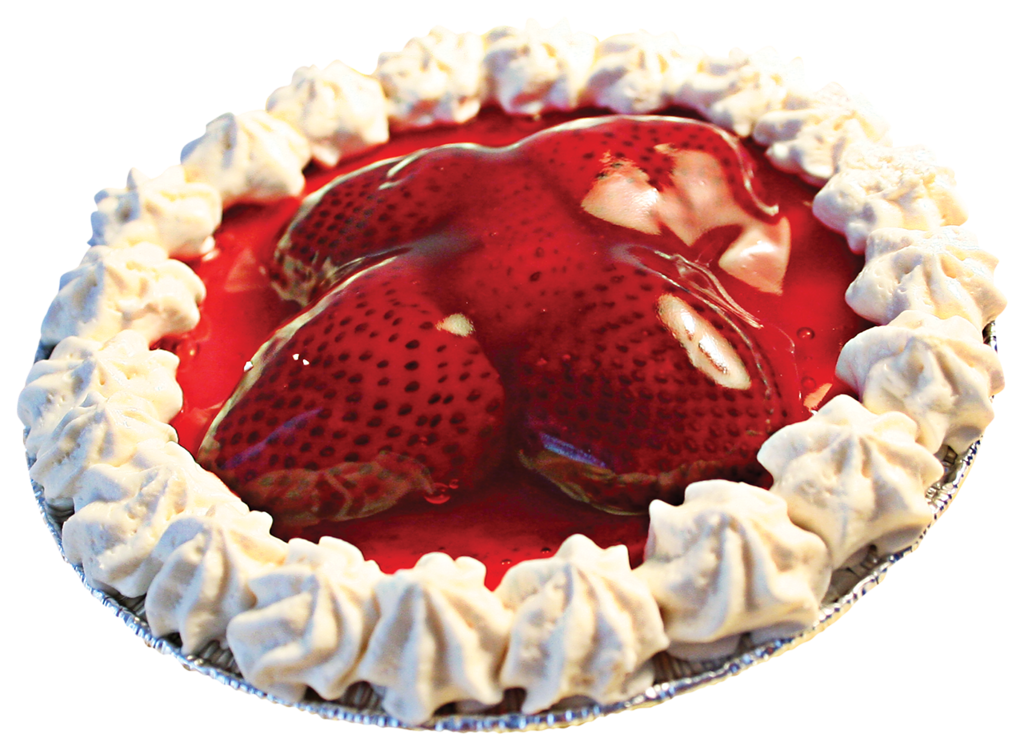 strawberries clipart strawberry pie #144491418