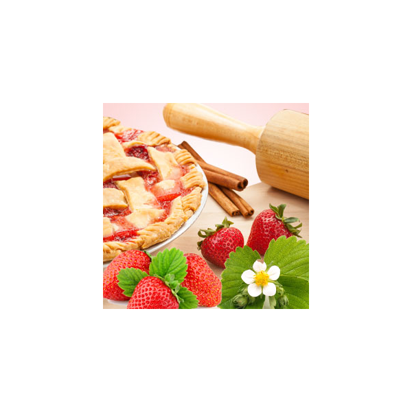 Strawberries clipart strawberry rhubarb. Pie fragrance oil natures