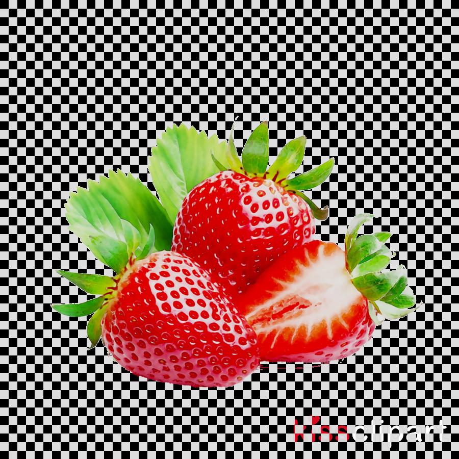 Leaf fruit transparent clip. Strawberries clipart strawberry tea