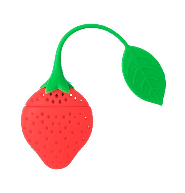 Strawberries clipart strawberry tea. Infuser teatox essentials skinnyfree