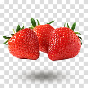 Fruit food acid gras. Strawberries clipart three