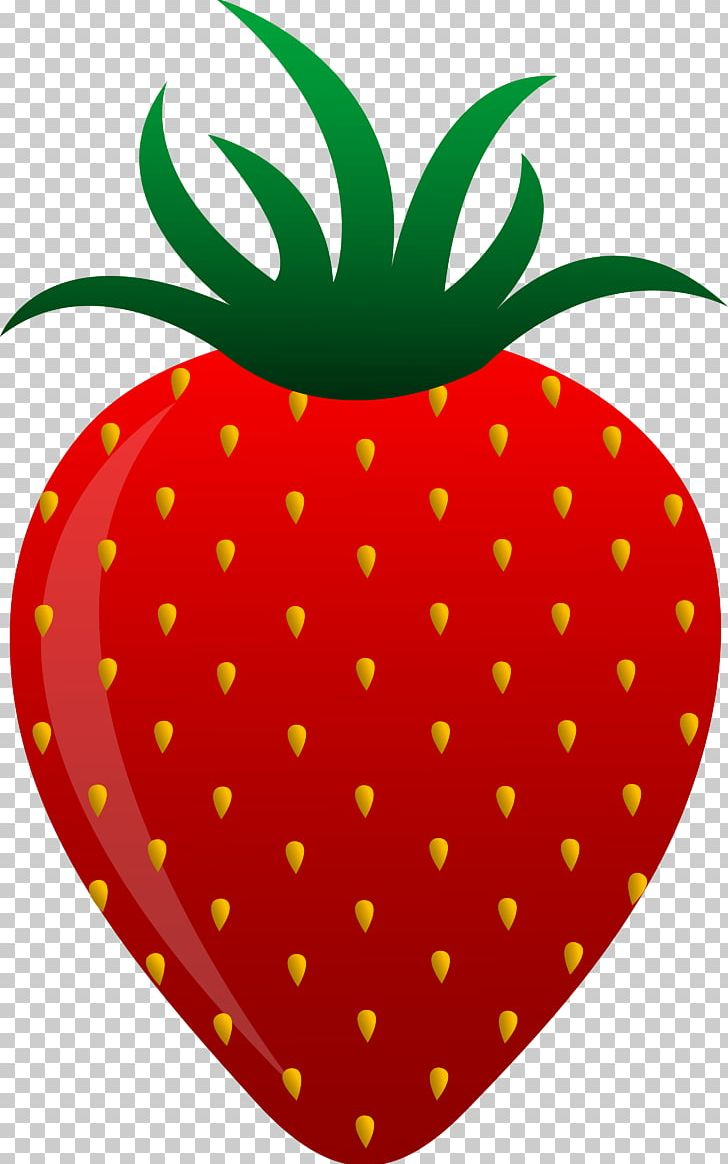 Strawberries clipart vege, Strawberries vege Transparent ...