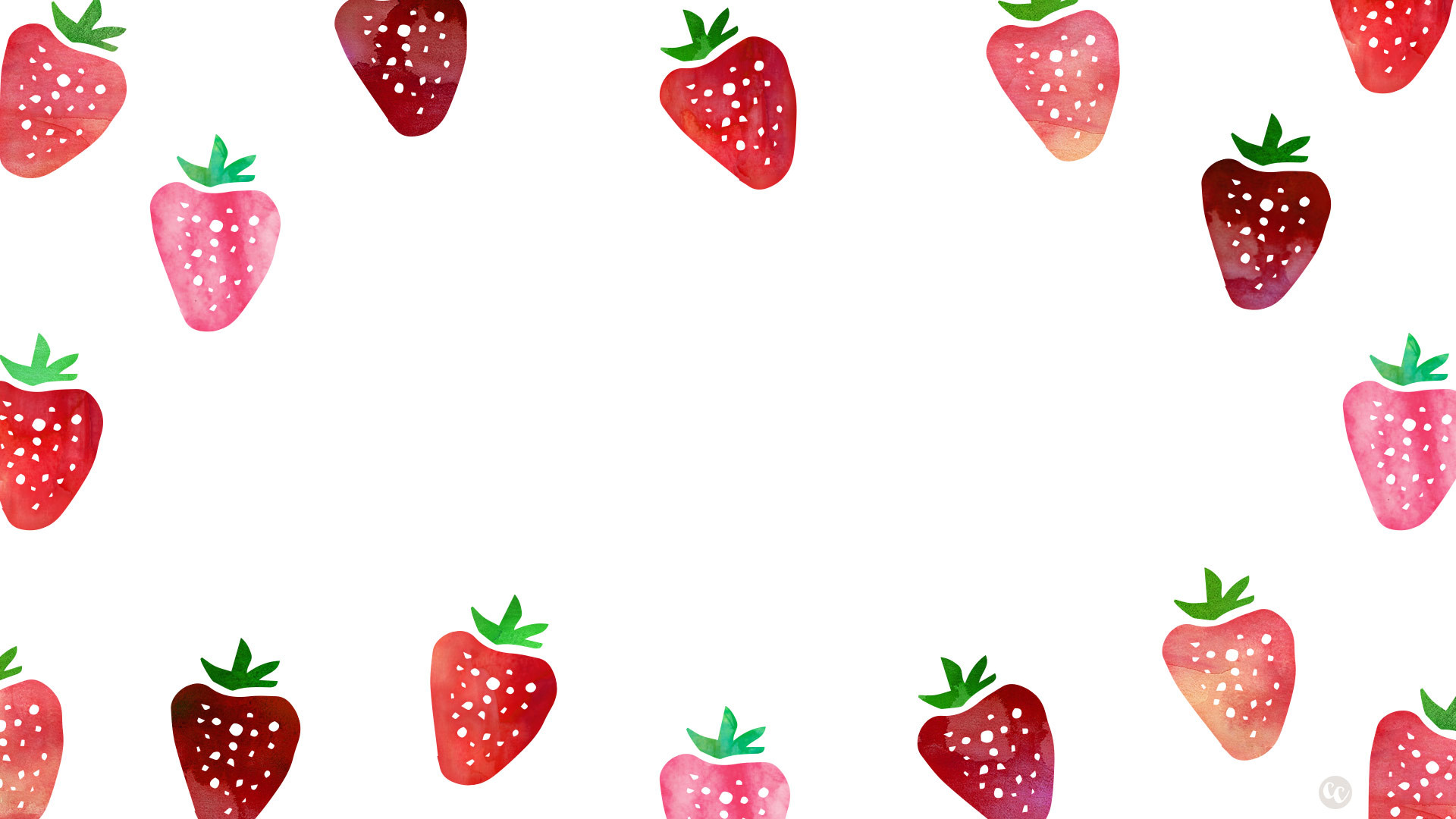 Strawberries clipart wallpaper.  strawberry wallpapers on