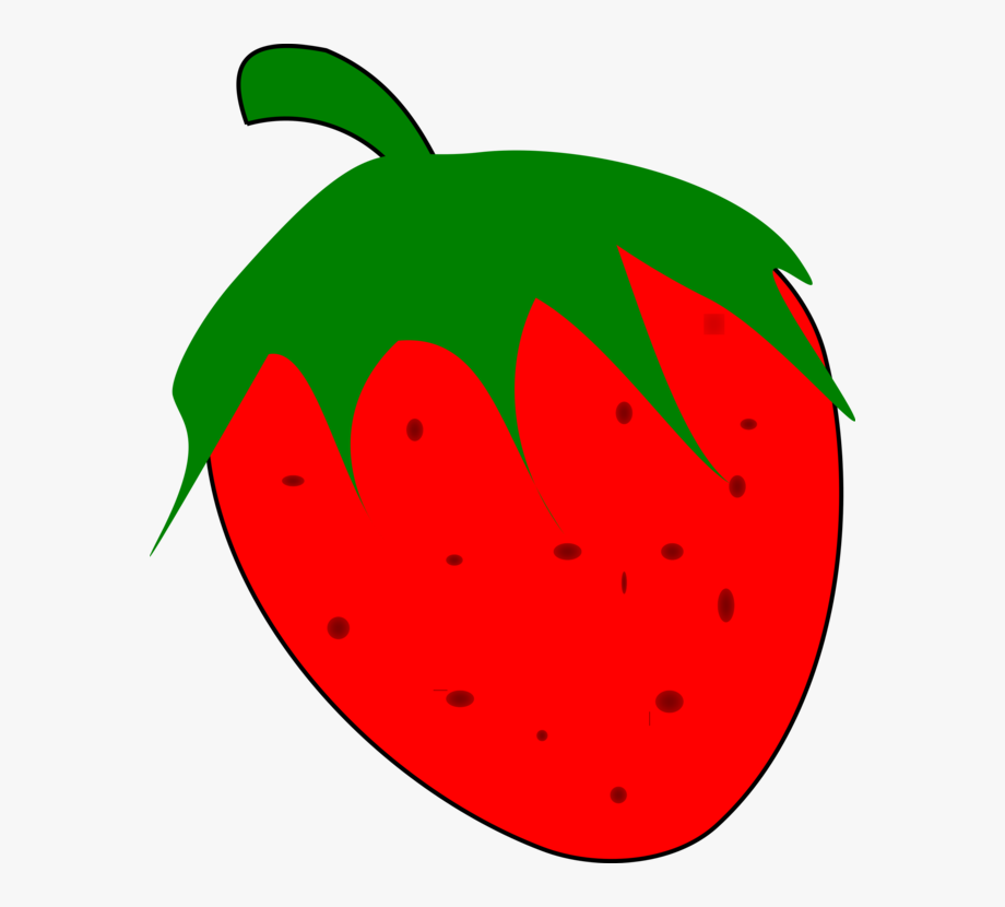 Wild strawberry fruit auglis. Strawberries clipart watermelon
