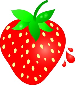 Strawberries clipart top. Strawberry clip art free