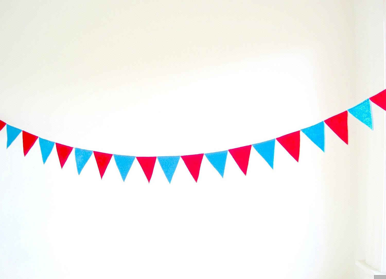 Clip art party banner. Streamers clipart light blue