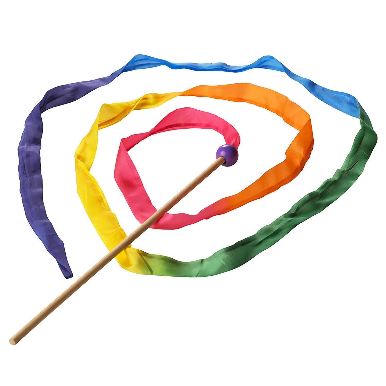 Streamers clipart rainbow. Sarah s silks silk