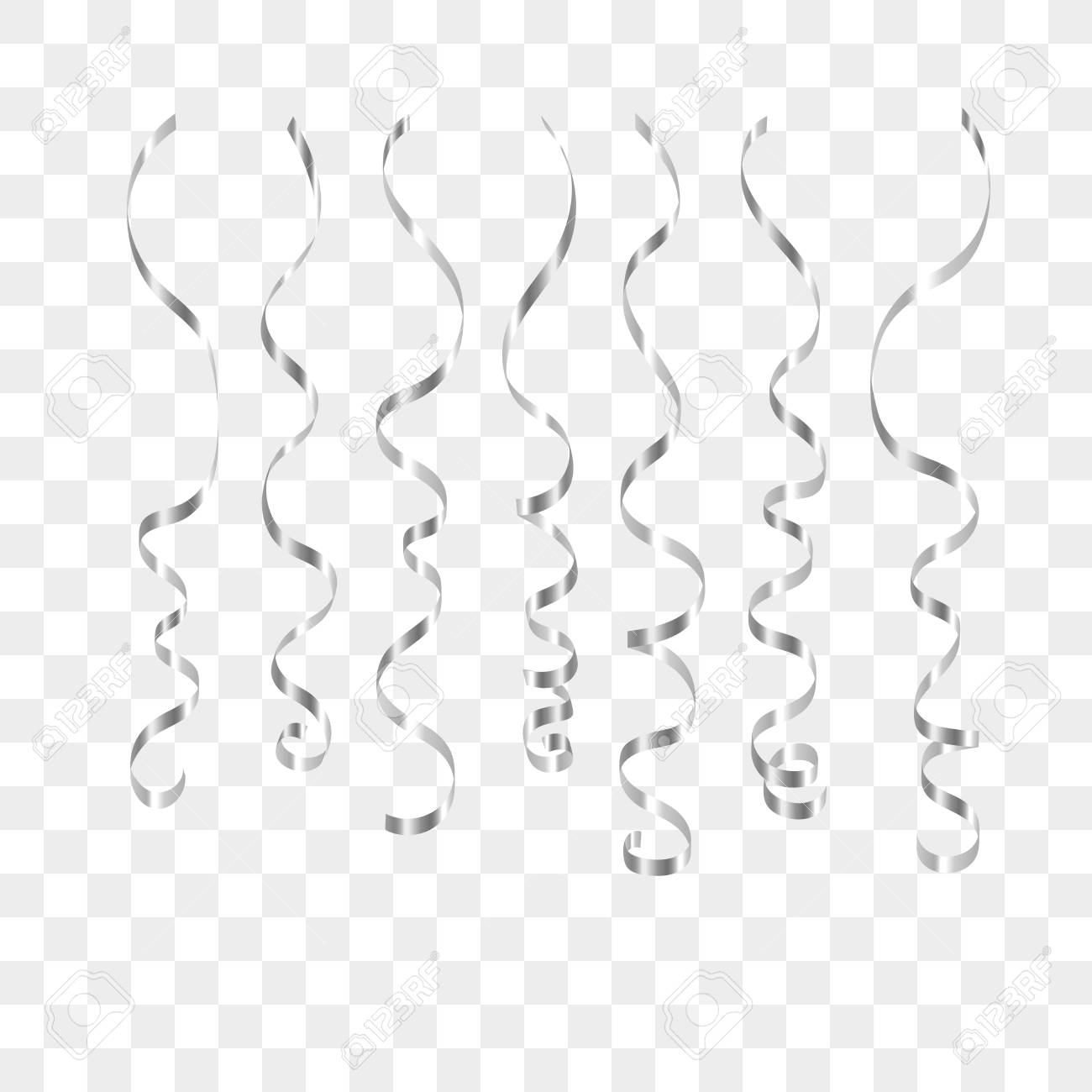 Streamers clipart silver. Cliparts making the web