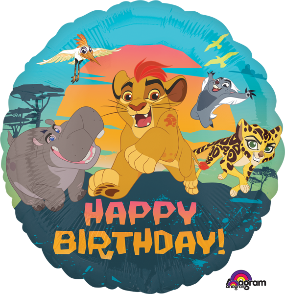 Lion guard birthday party. Streamers clipart sprinkle