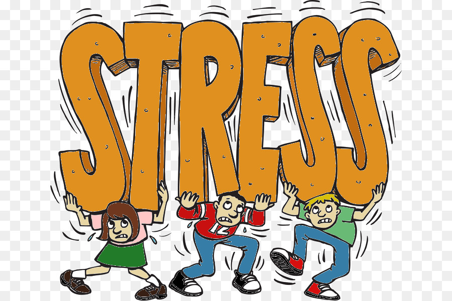 Stress clipart. Psychological management clip art