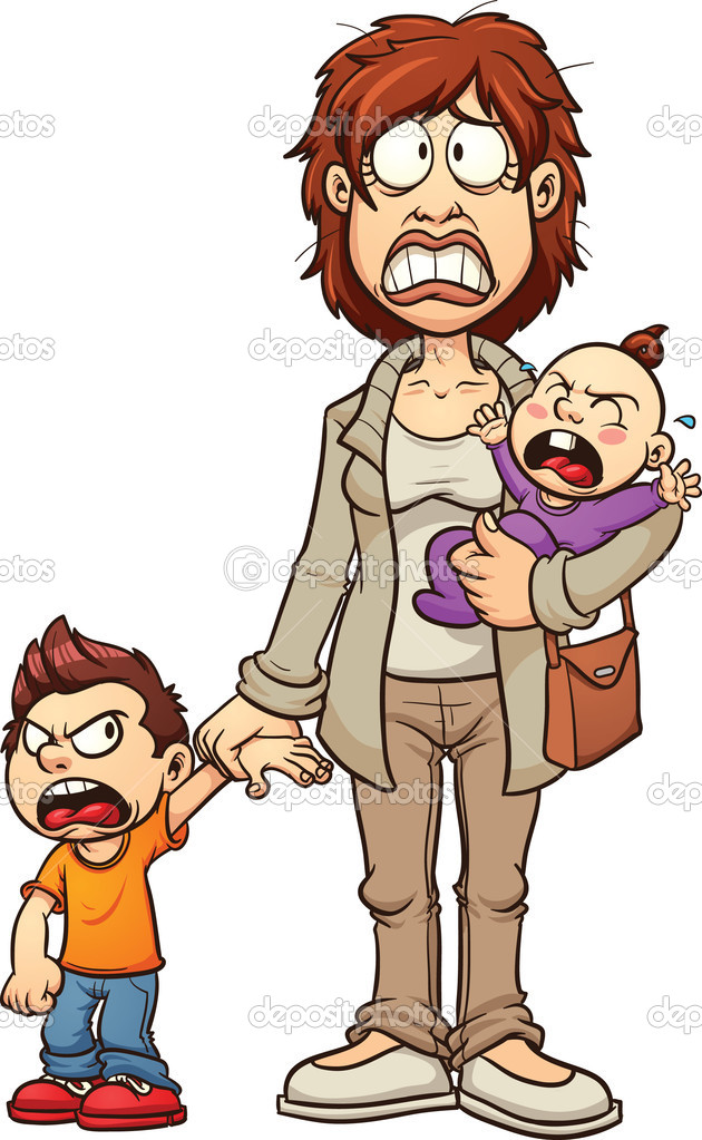 Stress clipart family stress. Free download best on