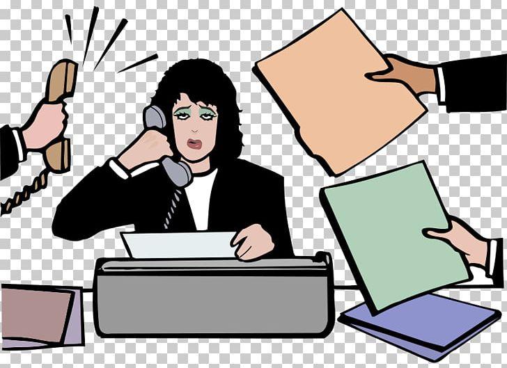 Stress clipart job stress. Png business cartoon clip