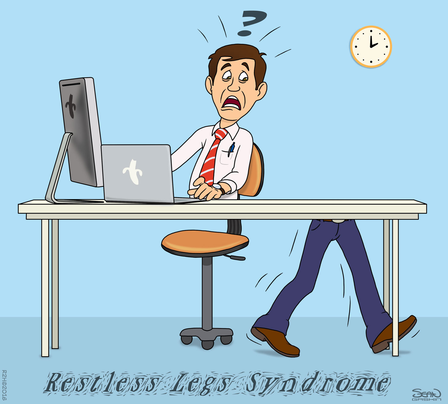 Transparent png free download. Stress clipart restlessness