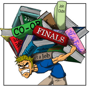 Stress clipart school stress. High s pressure and