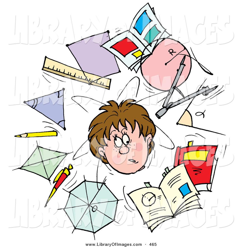 Portal . Stress clipart school stress