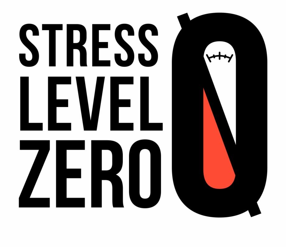 Zero free png . Stress clipart stress level