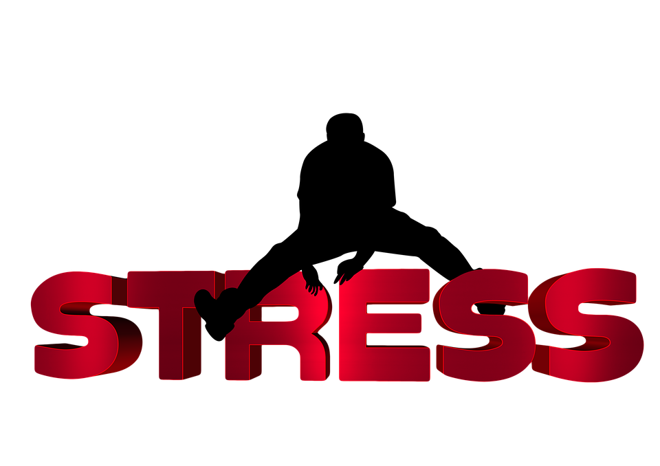 Stress clipart stress word. Can be your friend