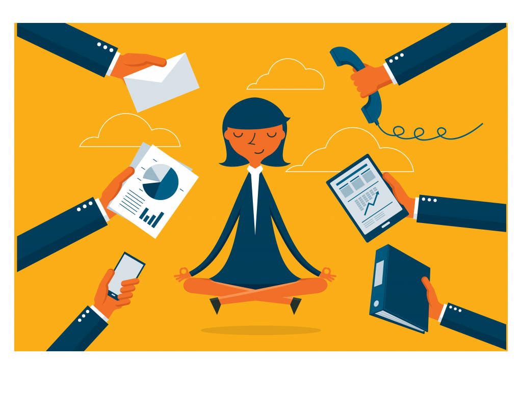ways employers can. Stress clipart stressed employee