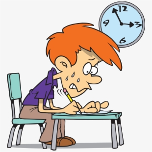 Study clipart exam tension. Stress test free