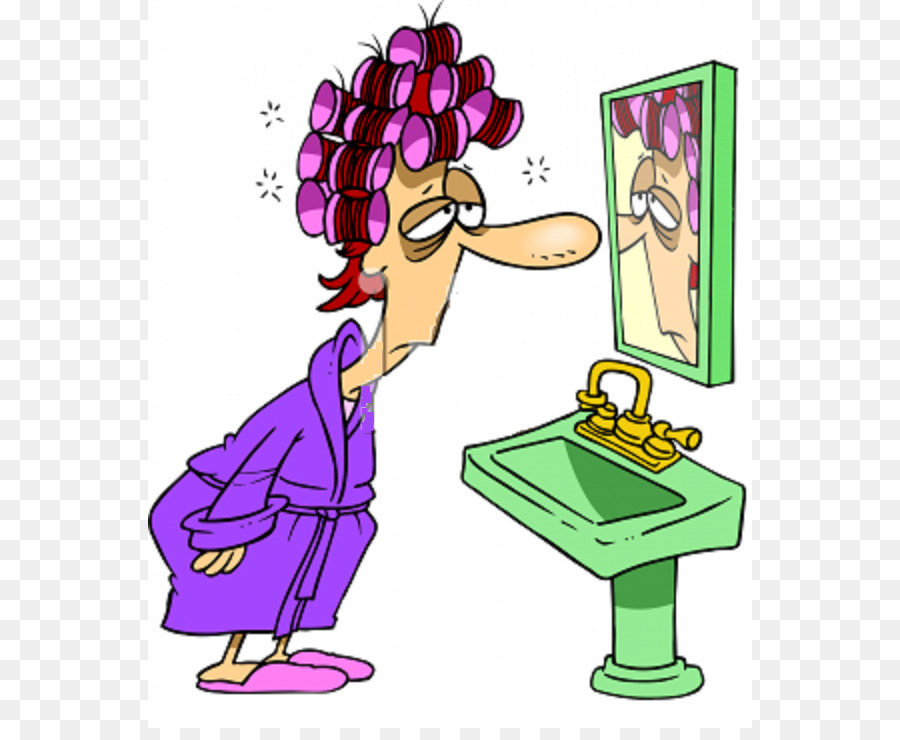 Stress clipart tired. Cartoon