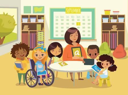 Student clipart kindergarten. Preschool portal
