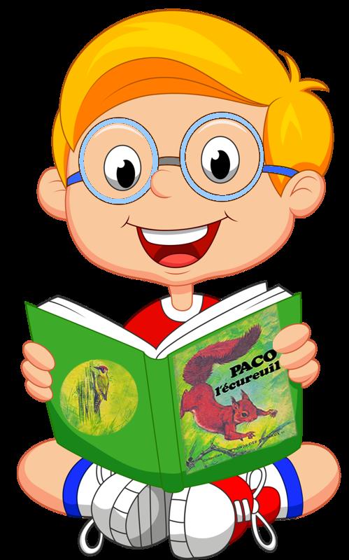 Ecrire de belles histoires. Young clipart nanny