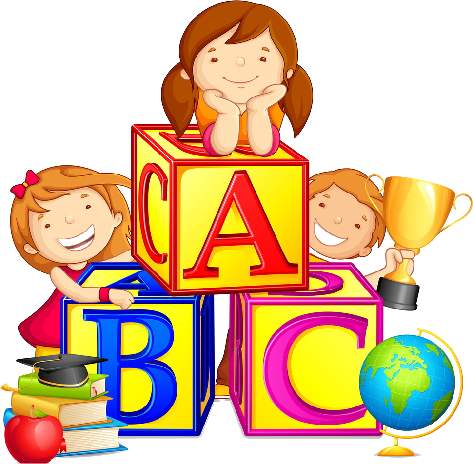 Hd reading and writing. Study clipart child study