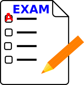 Test clipart english test. Free exams cliparts download