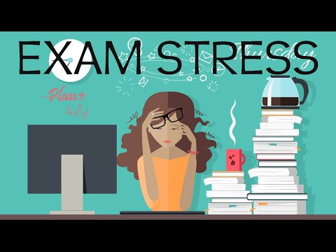 Study clipart exam tension. Stress youtube