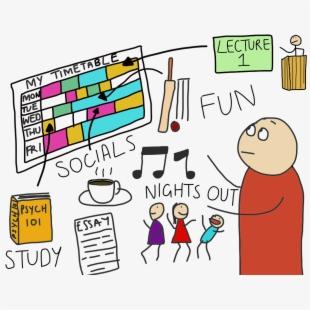 Study clipart good effort. Goldilocks principle of learning