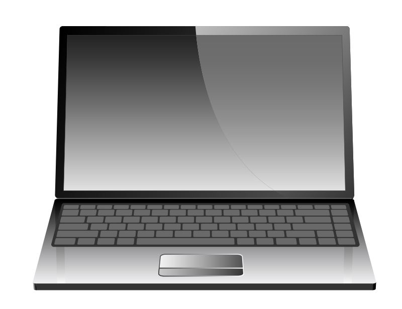 Blog ac silverclean how. Study clipart laptop