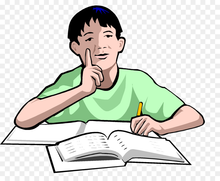 Cartoon student education . Study clipart learning
