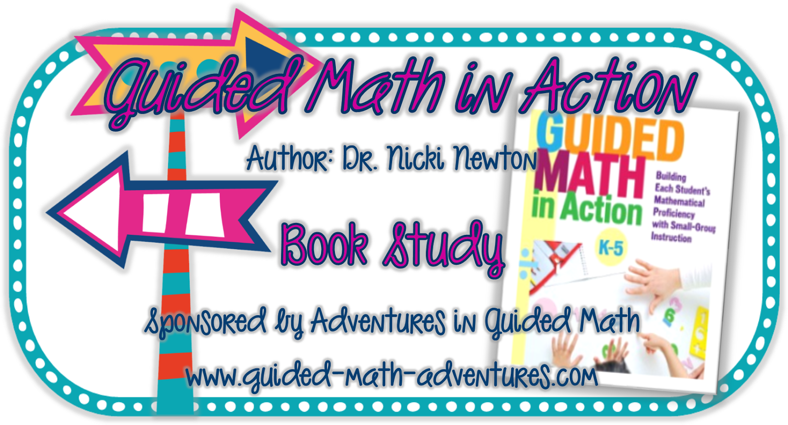 Guided math in action. Study clipart mathematics book