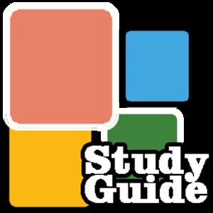 a eb b. Study clipart study guide