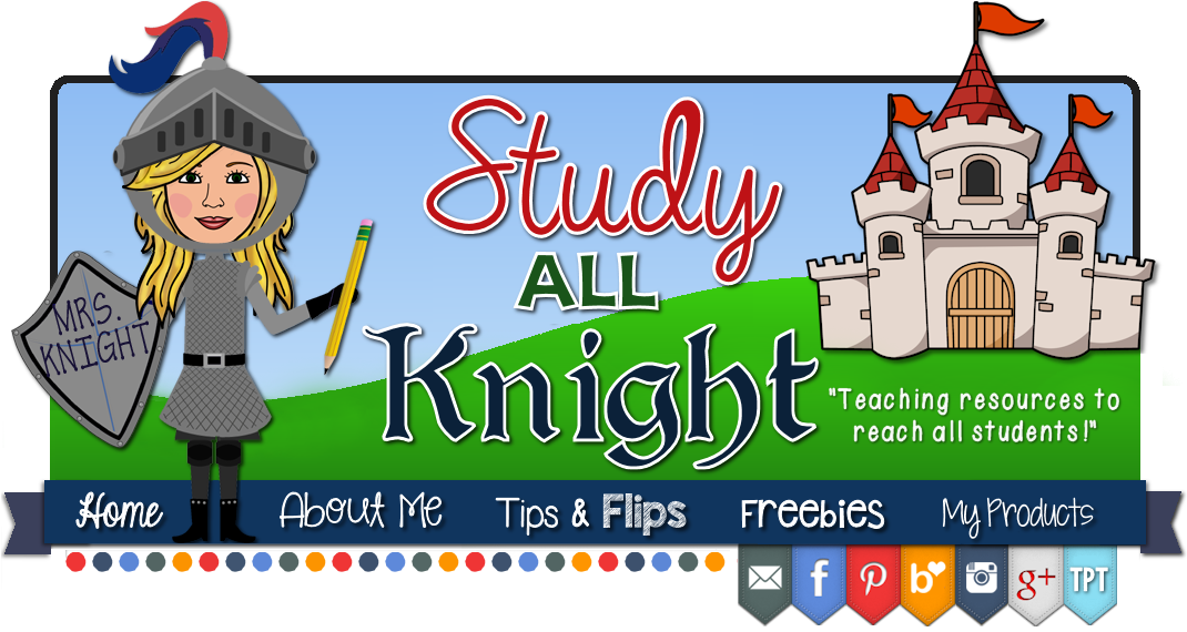 Study clipart teaching resources. All knight teacher this