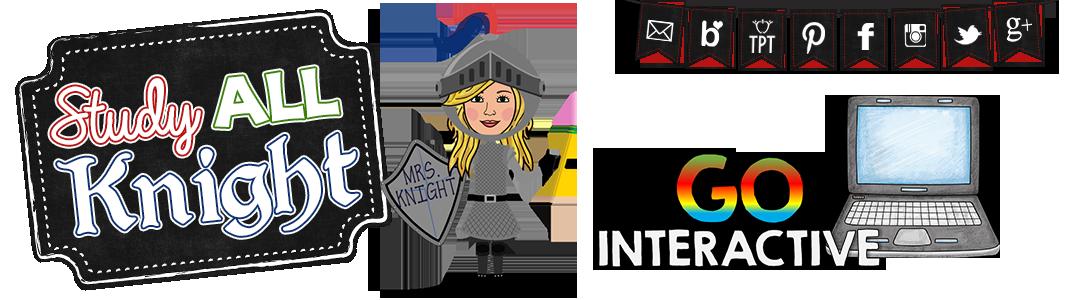 All knight teacher missb. Study clipart teaching resources