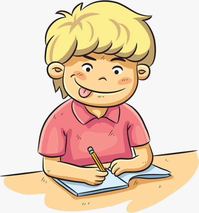 Study clipart writing. Download free png a