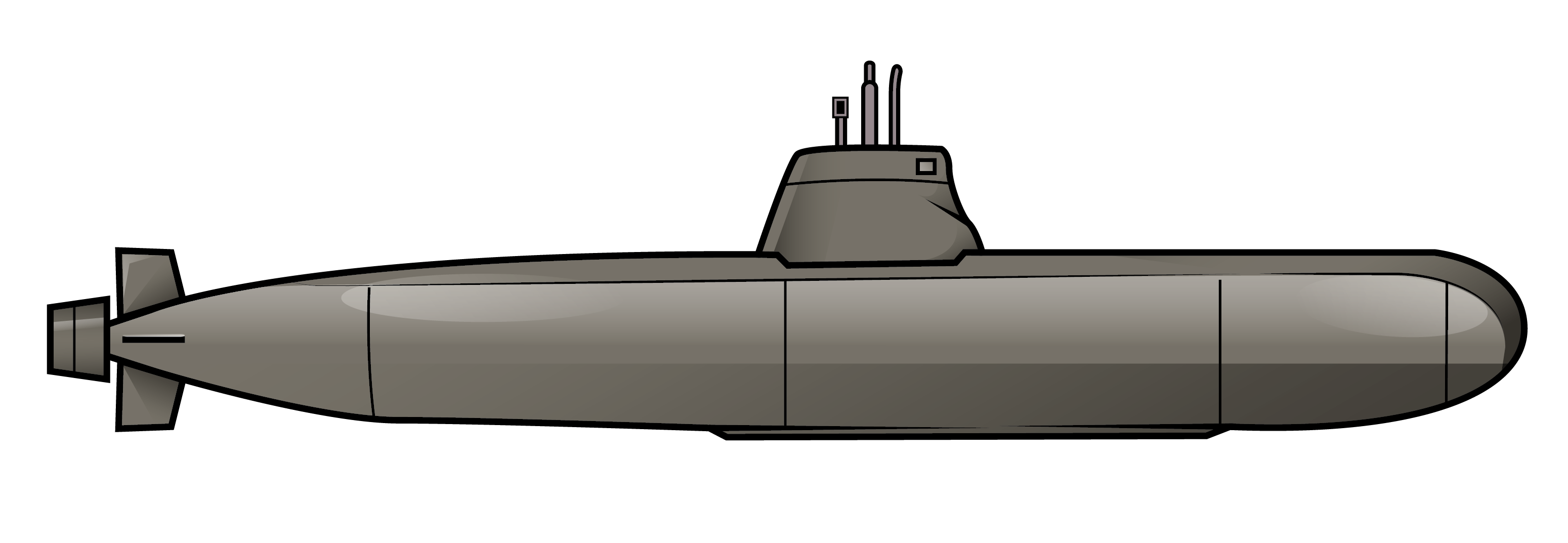 Submarine Clipart at GetDrawings