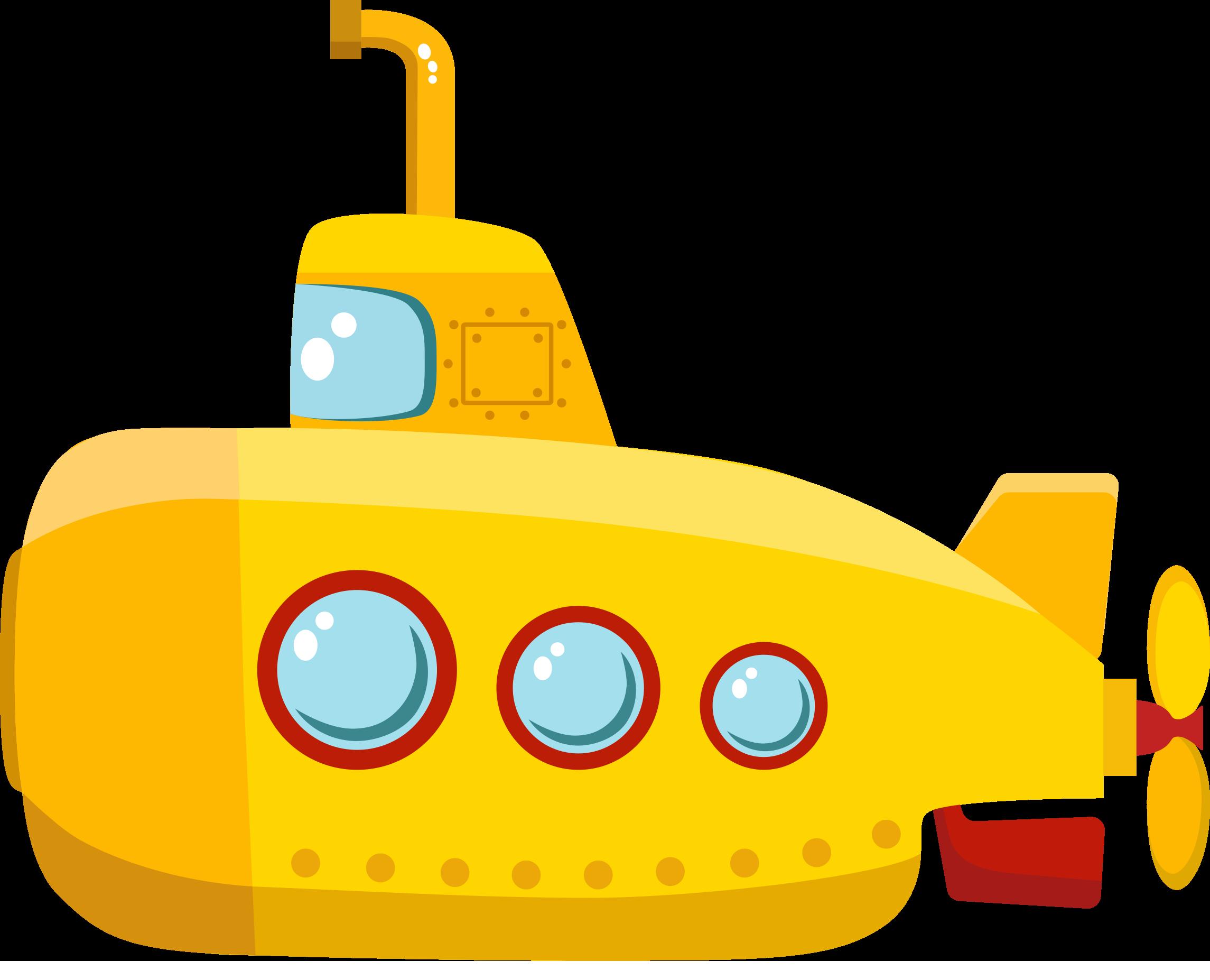 Submarine clipart surface, Submarine surface Transparent ...