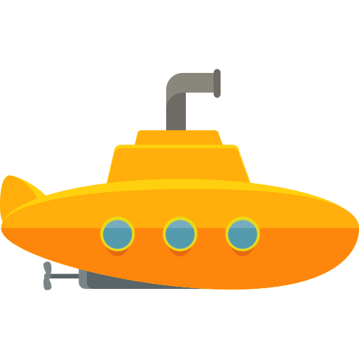 Submarine clipart transparent background. Icon png stickpng