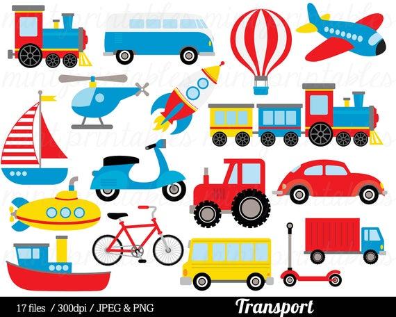 Submarine clipart transportation. Transport clip art train