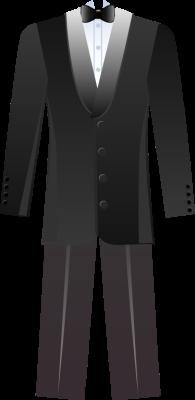 Groom . Suit clipart