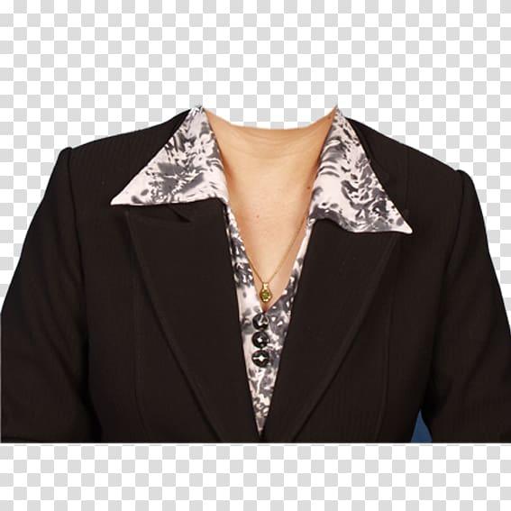Women s illustration clothing. Suit clipart black blazer