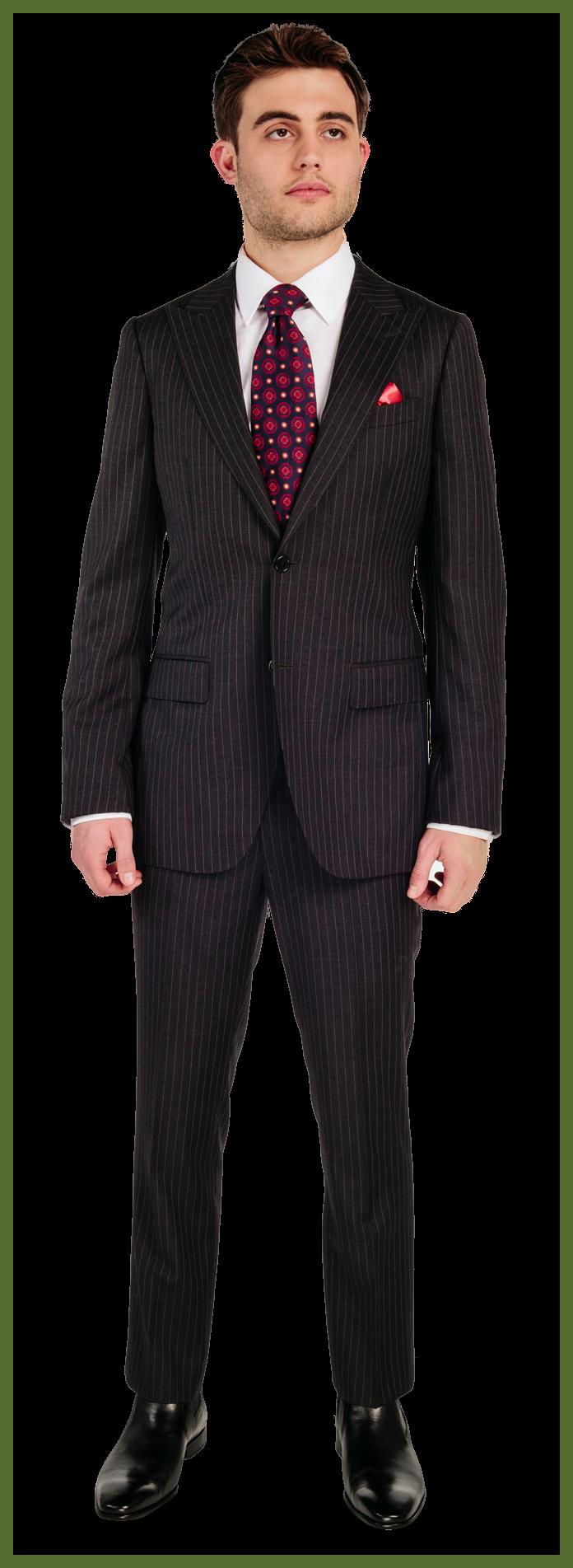 ideas of suits. Suit clipart pinstripe suit