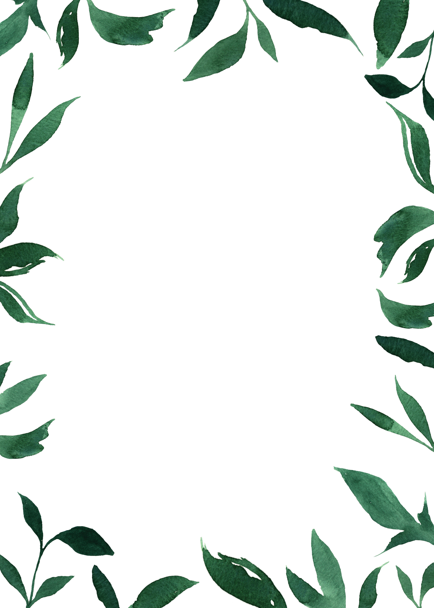 Summer border png. Borders picture transparent