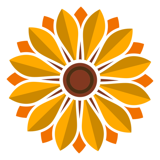 Sunflower vector png. Head icon transparent svg