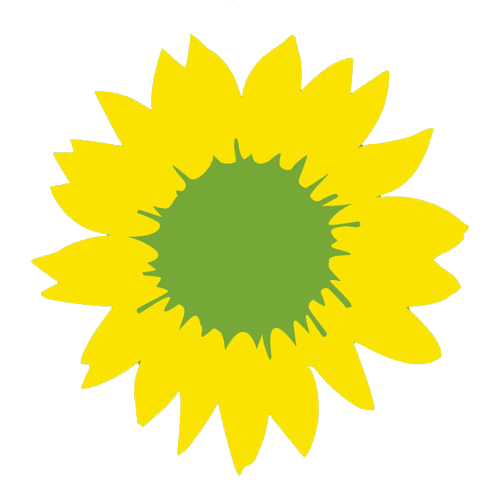 Sunflower vector png. File green symbol wikimedia