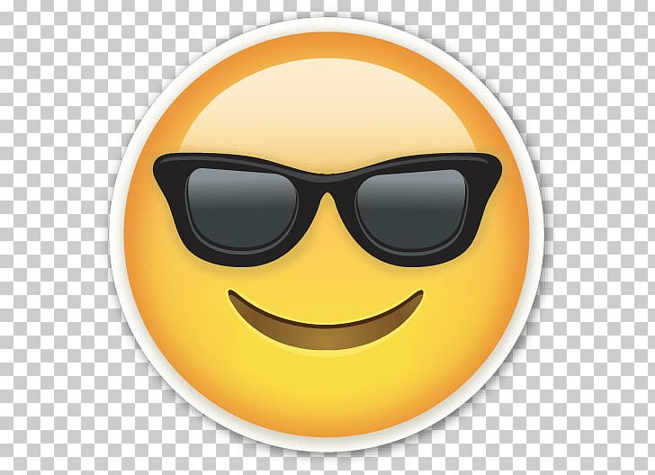 Png emojis icons logos. Sunglasses clipart emoticon