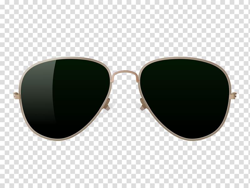 Sunglasses clipart glass ray ban. Aviator transparent