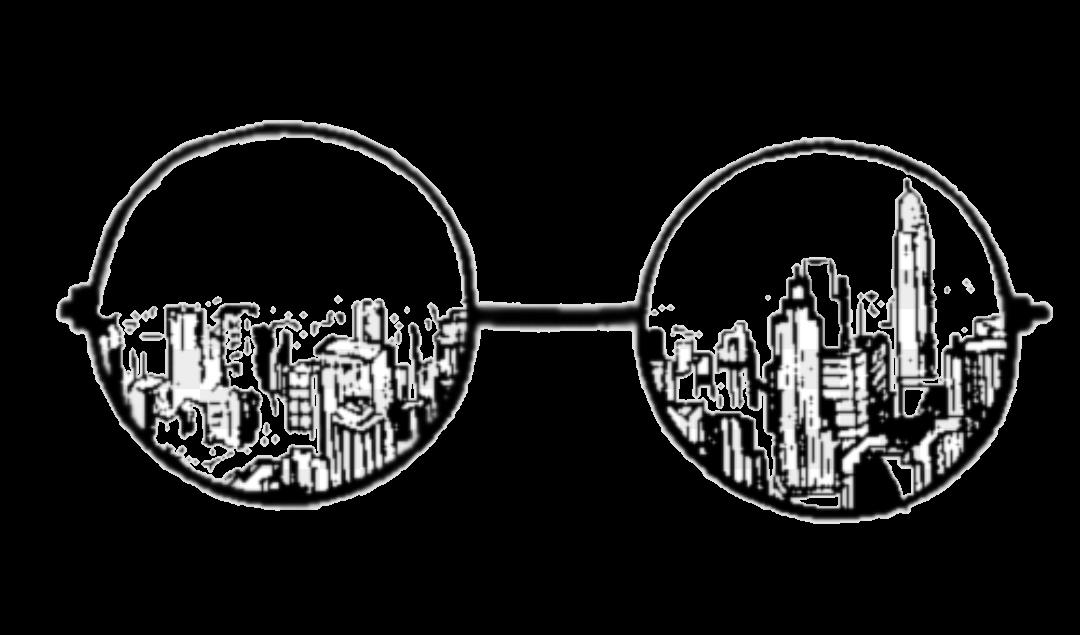 Sunglasses clipart glass tumblr. Glasses sticker by orisitreal